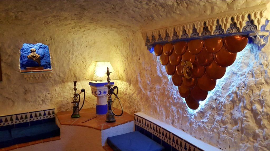 Cuevas Tuareg Villena