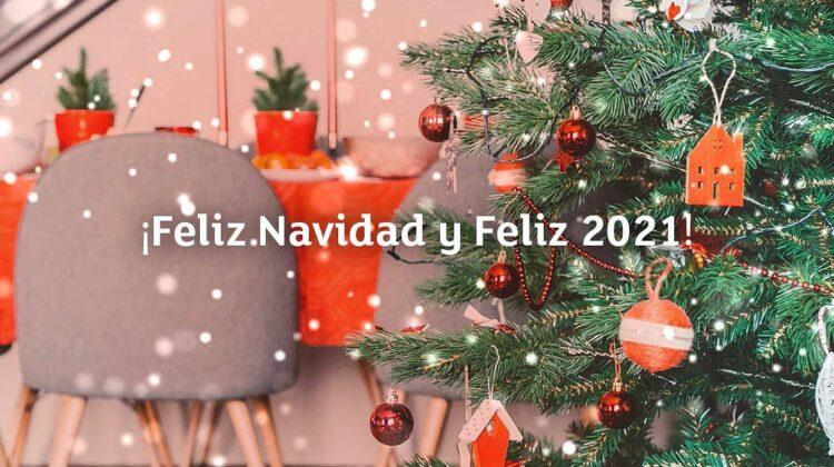 Feliz Navidad Avanza Inmuebles 2020